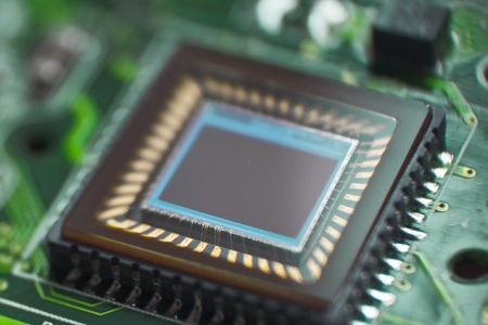 CCD Chip Photography